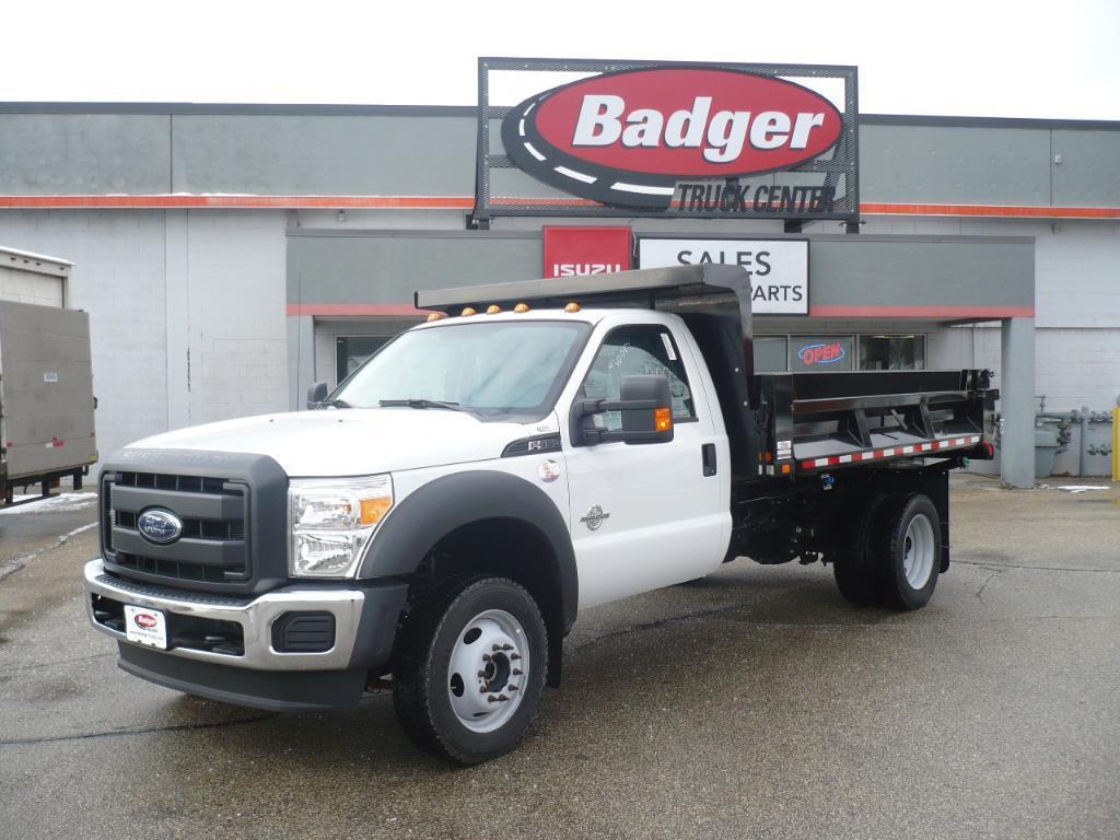 badger truck equipment platform body truck