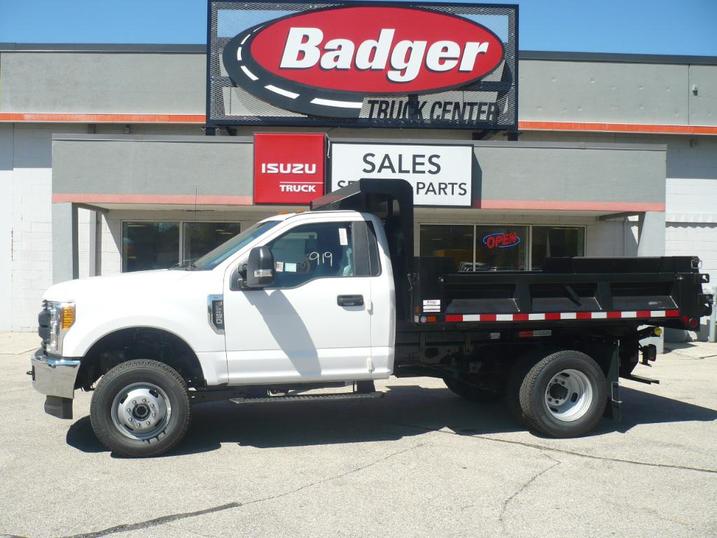 badger truck equipment dump body truck for sale