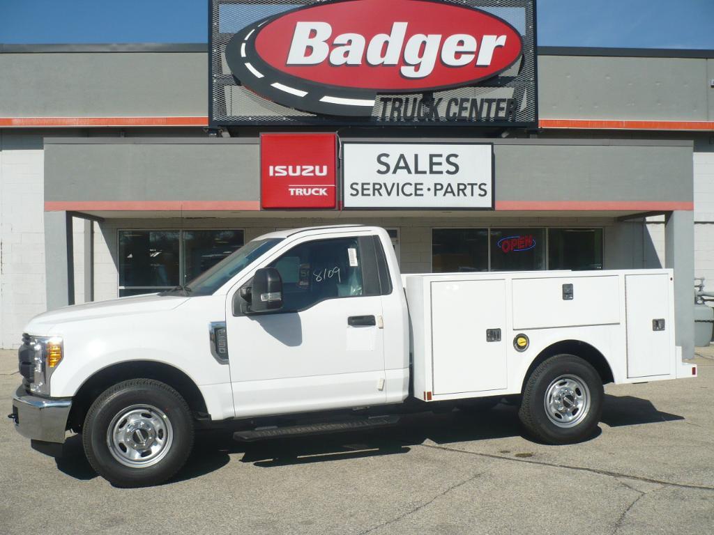 badger truck equipment service body truck for sale
